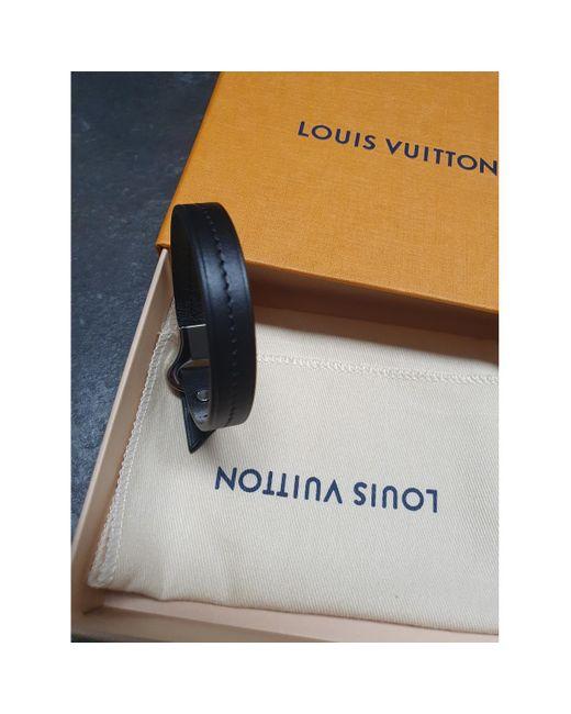Louis Vuitton Leder schmuckstücke in Multicolor für Herren