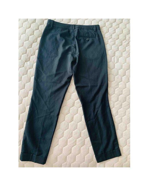 Jean Paul Gaultier Black Polyester Jeans