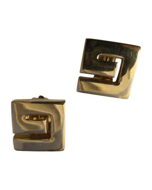 Boucles d'oreille métal argent Givenchy en coloris Metallic