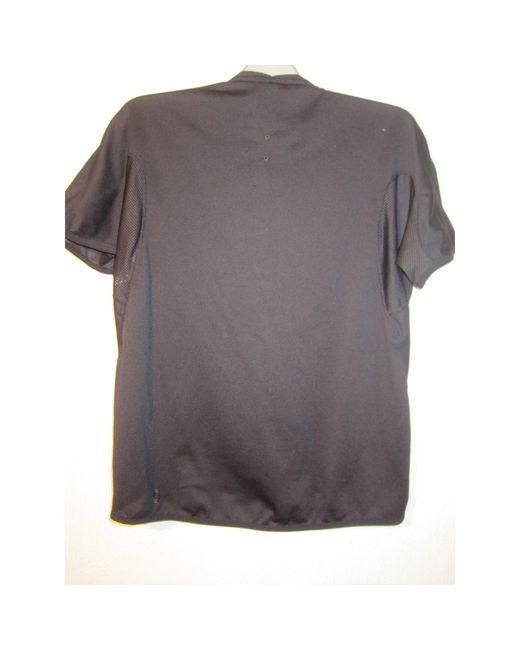 Haut de survêtement polyester noir Nike pour homme en coloris Black