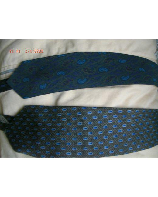 Cravate soie multicolore Valentino Garavani pour homme en coloris Blue