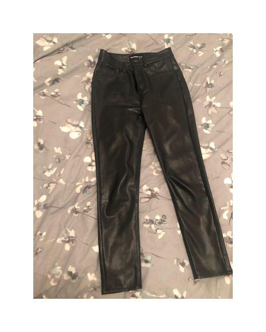 Jeans slim polyamide noir The Kooples en coloris Black