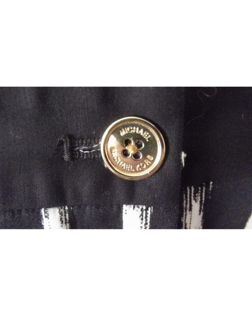 Short coton multicolore Michael Kors