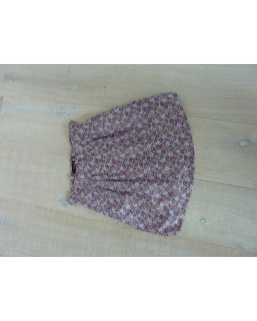 The Kooples Jupe courte coton autre femme YeNIs