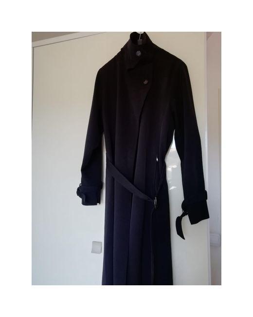 Imperméable, trench polyester noir Max Mara en coloris Black