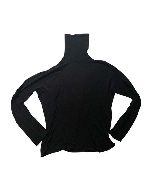 Pull laine noir Haider Ackermann pour homme en coloris Black