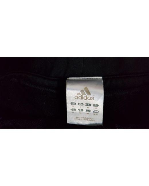 Pantalon de survêtement inconnue noir Adidas en coloris Black