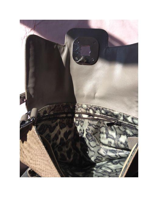 Sac à main en cuir cuir autre Longchamp en coloris Multicolor