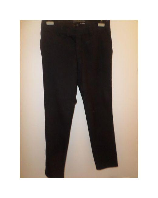 Pantalon droit coton bleu The Kooples pour homme en coloris Blue