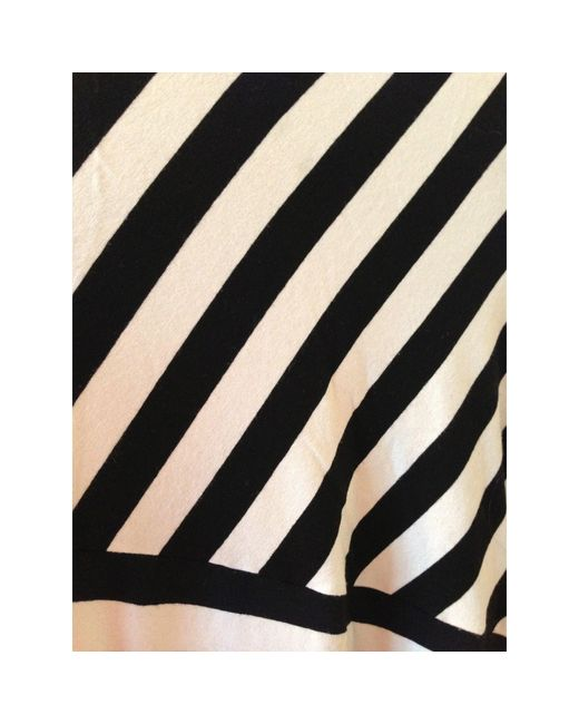 Robe mi-longue viscose multicolore Diane von Furstenberg