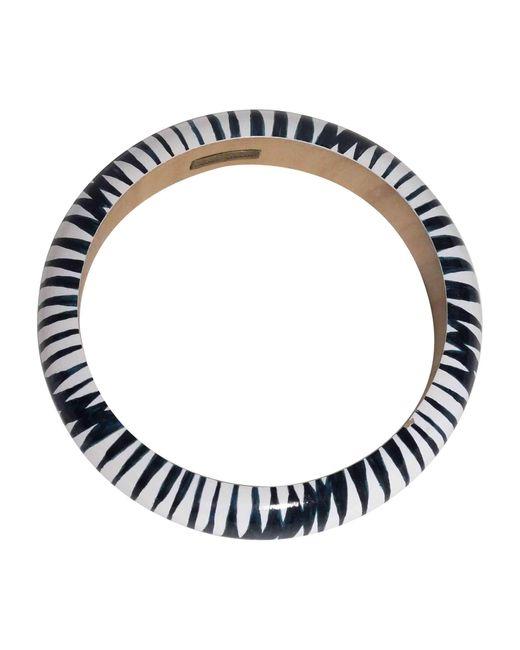 Bracelet bois blanc Isabel Marant en coloris White