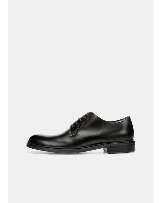 Vince - Black Boerum Leather Shoes for Men - Lyst