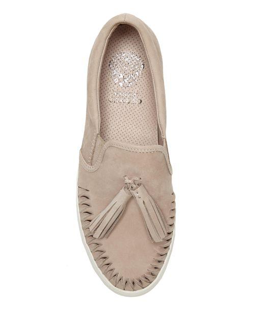 Vince camuto Kayleena – Tasseled Slip-on Sneaker in ...  Vince camuto Ka...