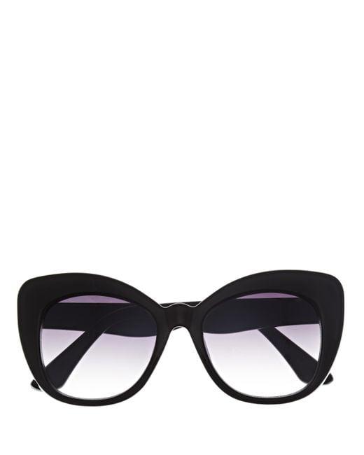 Vince Camuto | Multicolor Oversize Cat-eye Sunglasses | Lyst
