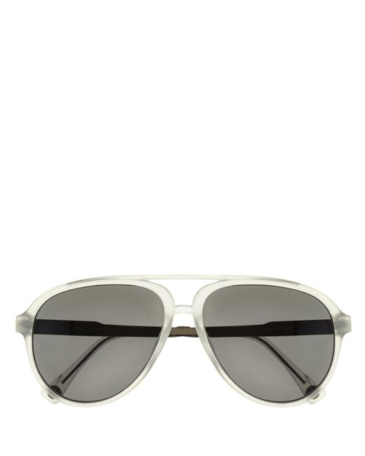 Vince Camuto | Multicolor Colored-frame Aviator Sunglasses | Lyst