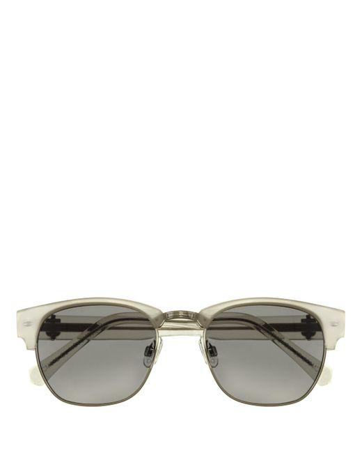 Vince Camuto | Multicolor Stud-corner Brow Line Sunglasses | Lyst