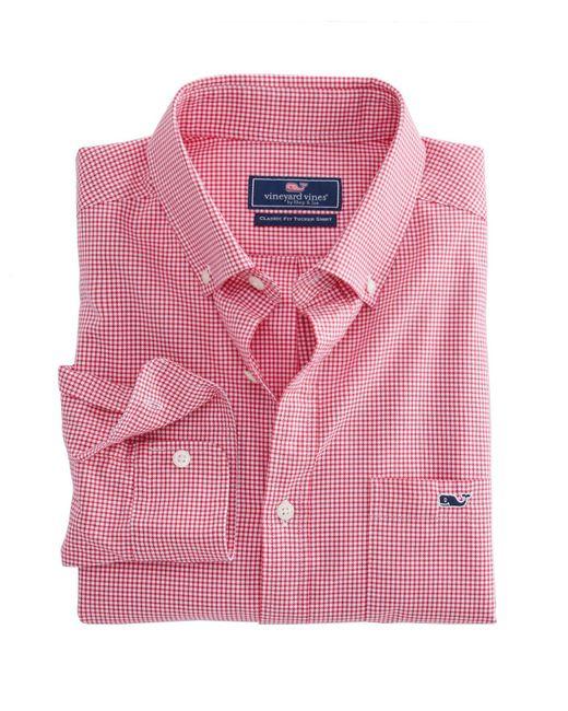 Vineyard Vines - Pink Kettle Cove Classic Tucker Shirt for Men - Lyst