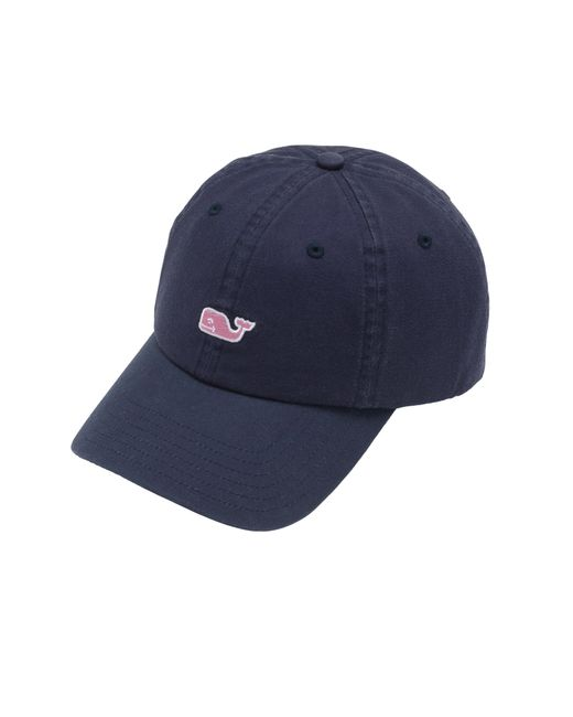 f5fb1207b Men's Blue Whale Logo Baseball Hat
