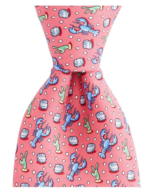 Vineyard Vines - Multicolor Lobster Tie for Men - Lyst