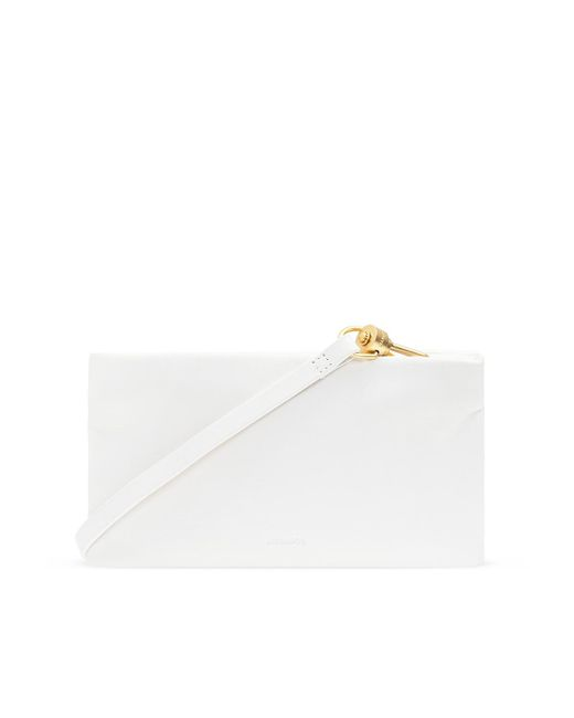 AllSaints 'mila' Shoulder Bag White