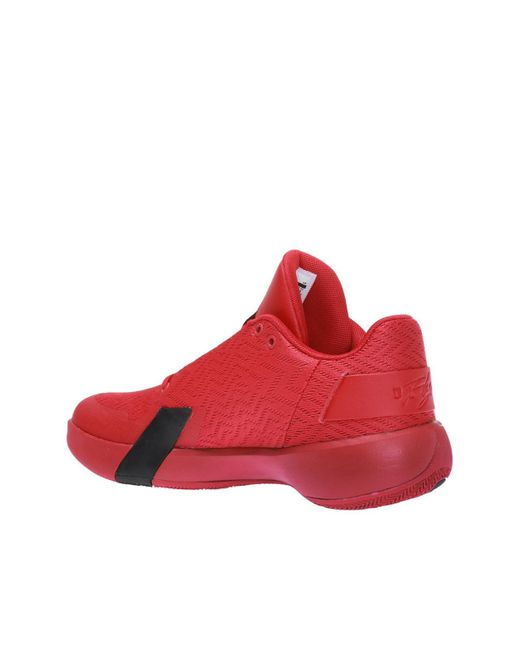 dc80a5280d7b Nike Jordan Ultra Fly 3 Low Sneakers in Red for Men - Save 38% - Lyst
