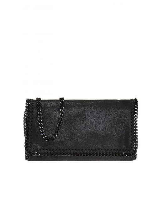 Stella McCartney Black 'falabella' Shoulder Bag