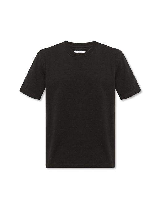 Bottega Veneta Green Cotton T-shirt for men