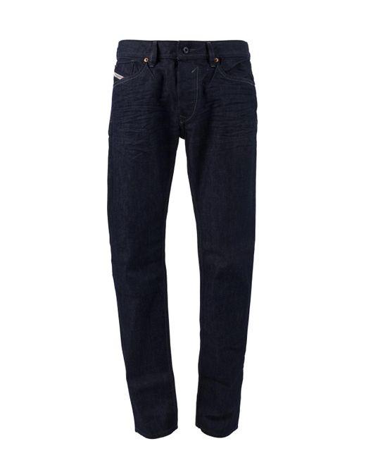 DIESEL - Blue 'waykee' Jeans for Men - Lyst