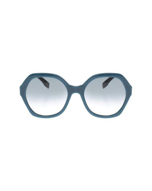 Fendi Blue Sunglasses