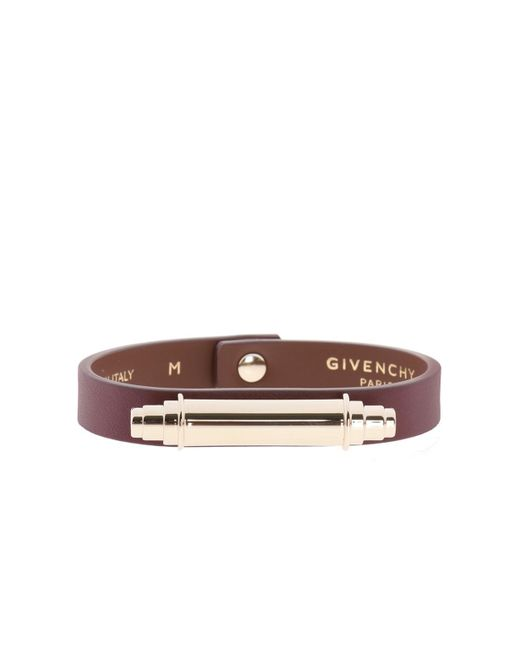 Givenchy - Multicolor Leather Bracelet - Lyst