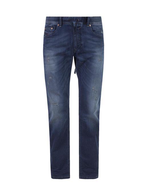 DIESEL - Blue 'waykee-ne' Jeans for Men - Lyst