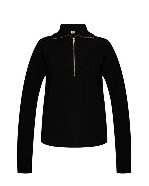 Totême  Wool Sweater Black