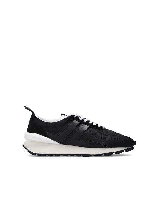 Lanvin 'bumper' Sneakers Black for men