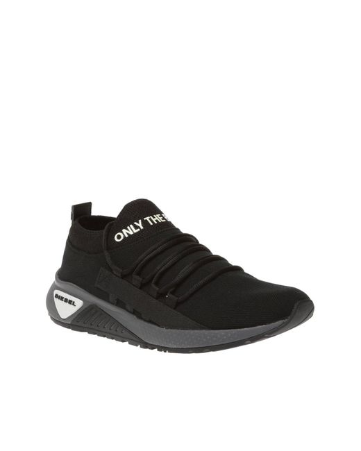 DIESEL 's-kb Slg' Sneakers Black for men