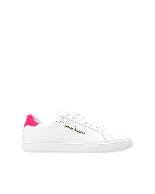 Palm Angels 'new Tennis' Sneakers White