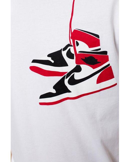 Nike T-shirt With Logo White for men