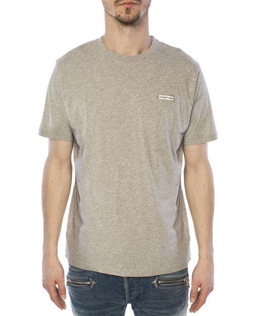 54564fb571a8 Lyst - Off-White c o Virgil Abloh T-shirt 3-pack in White for Men ...