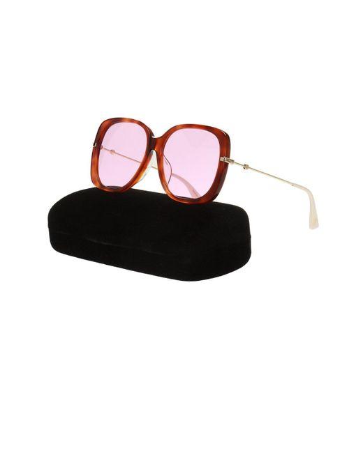 Bee Motif Sunglasses