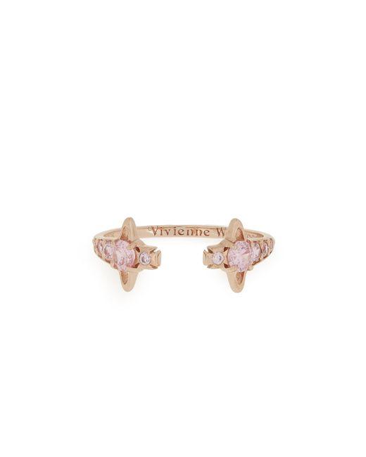 Vivienne Westwood | Reina Ring Pink | Lyst