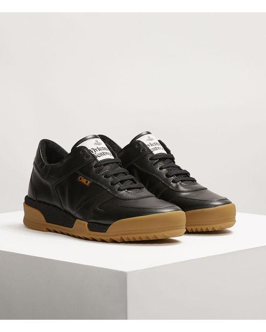 894b59cd8db7d ... Vivienne Westwood - Black Elcho Sneakers for Men - Lyst ...