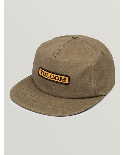 bba3a81012d Volcom - Multicolor Crowd Control Hat for Men - Lyst