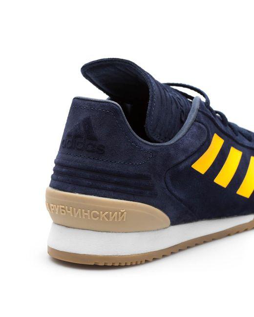 huge discount 5397c 855e0 ... Gosha Rubchinskiy - Blue Copa Super Adidas for Men - Lyst ...