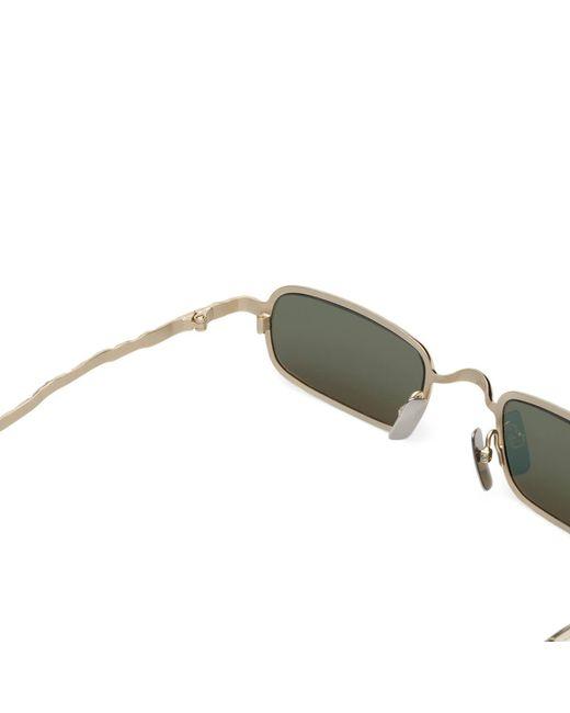 44957cbf7fd ... Kuboraum - Metallic Z18 Gd Sunglasses for Men - Lyst ...
