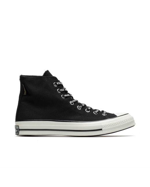 Lyst - Converse Chuck 70 Gore-tex in Black for Men c34cf8733