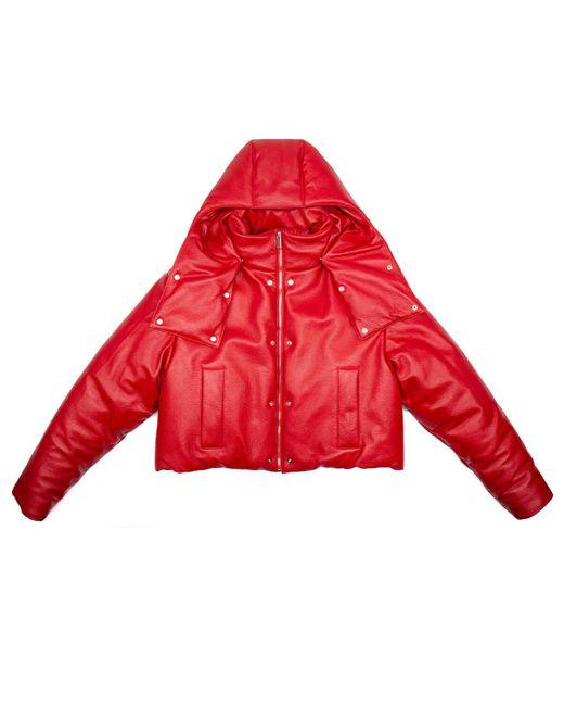 Giacca Scout di 1017 ALYX 9SM in Red da Uomo