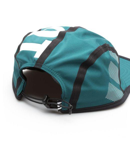 8bb973cc5e4 Adidas Green Originals Trefoil Logo Cap In Green Adidas Mint Mens
