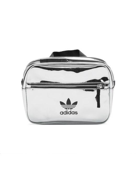 Adidas Originals Metallic Mini Airliner Backpack for men