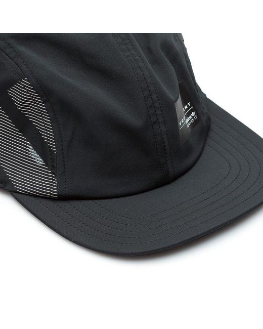 ... Adidas Originals - Black Eqt Zip Cap for Men - Lyst ... 4d0e0db95f7