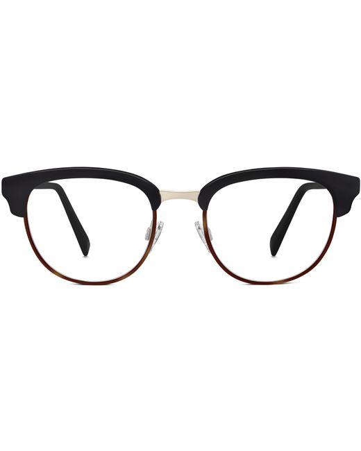 Warby Parker | Black Webster Eyeglasses for Men | Lyst