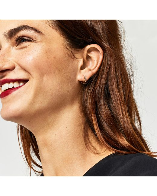 Warehouse | Multicolor Triangle Mix Earring 5 Pack | Lyst